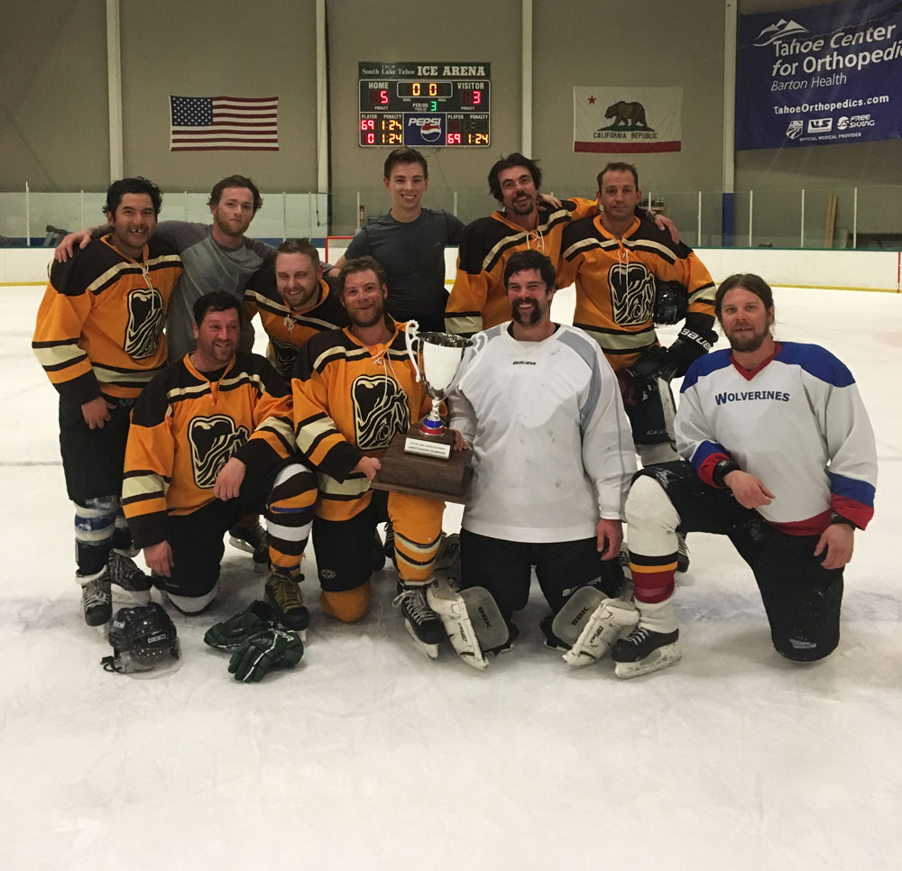 Sierra-at-Tahoe Lagers ✭ 2018 B League Champions