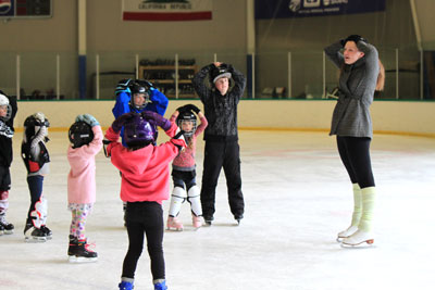 ice skating classes for kids tahoe