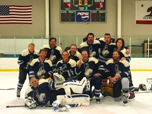 Adult League Hockey A, B, C