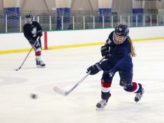 Tahoe girls earn Division 1 college hockey scholarships