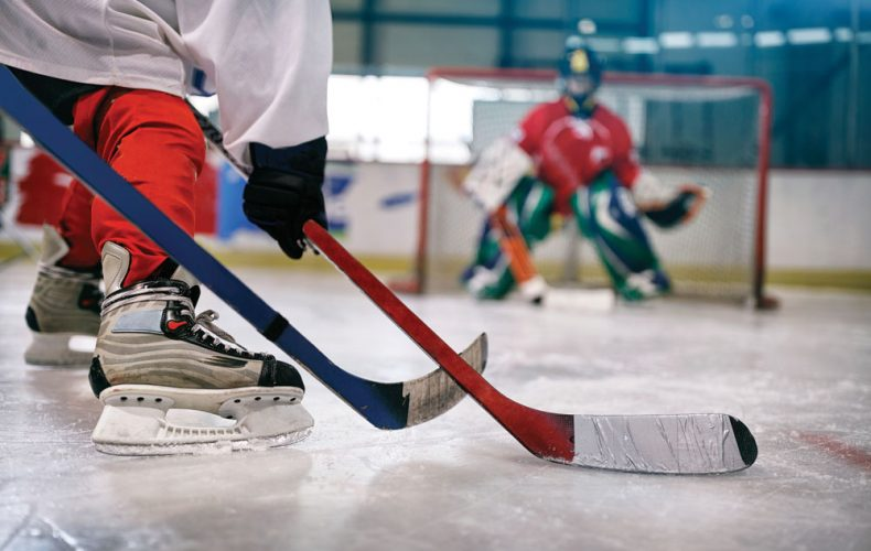 Try Hockey for FREE Saturday, November 4, 2017 – Gear Provided