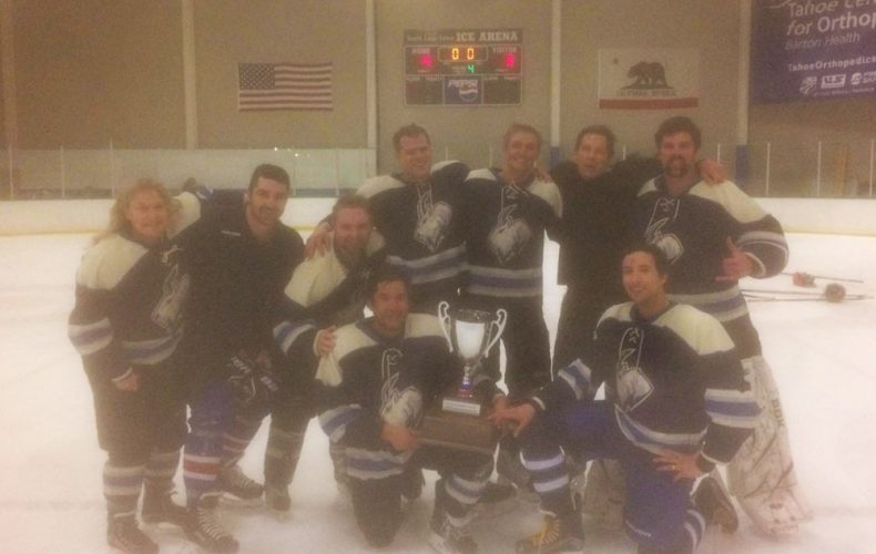 The Adult Hockey C League Championship Winners for 2018 are the – – – Mountain Goats – – – If you see the Mountain Goats give them a high-five congratulations. If you are 18+ and interested in playing Adult Hockey please contact Rich Garcia.