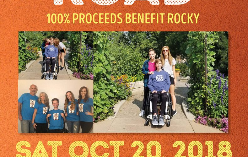 Rocky's Road – Family Skate Night & Fundraiser